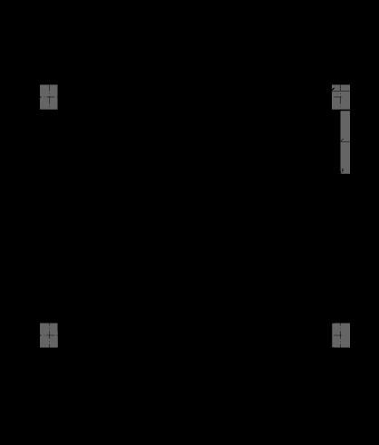 půdorys apartmán 1 + Küchenecke